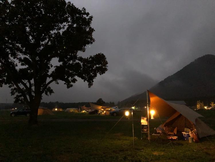 2019初キャンプ