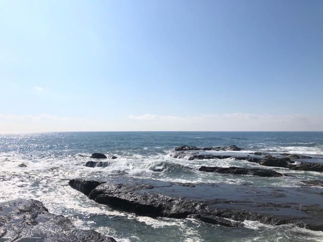 小春日和の江ノ島
