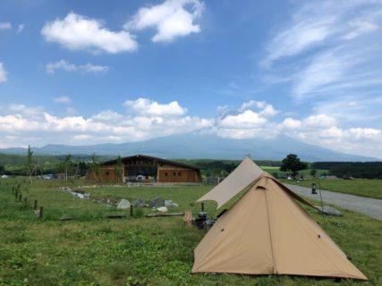 いつかのキャンプ